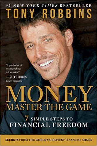 achieve financial freedom with Tony Robbins